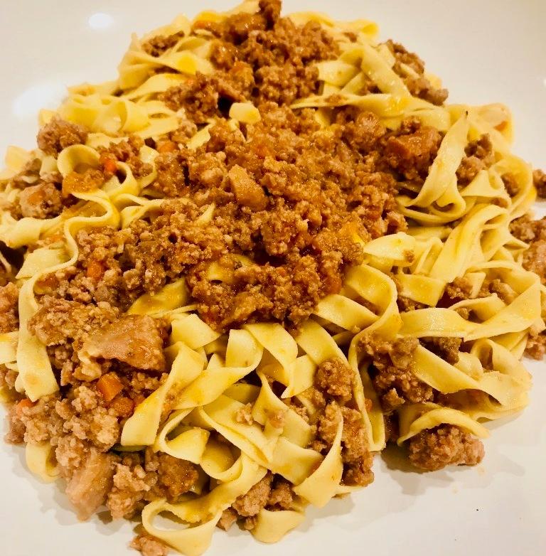 Davids-Bolognese-Sauce