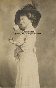 A'Lelia Walker circa 1913