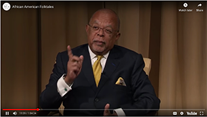 A'Lelia Interviews Henry Louis Gates and Maria Tatar