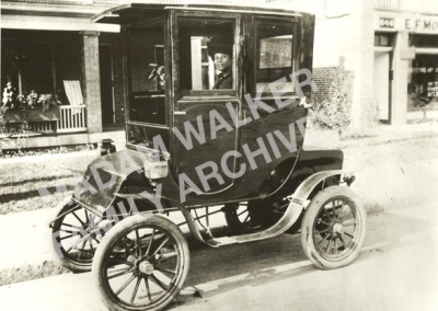 Madam Walker Electric Car - MadamWalkerFamilyArchives aleliabundles.com