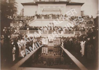 Villa Lewaro 1924 Terrace Sepia 300 dpi (aleliabundles.com)