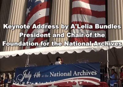 Fourth of July Speech – National Archives (July 4, 2012)