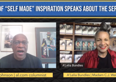AL.com: Roy S. Johnson interviews A'Lelia about Self Made