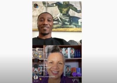 Black Voices Phil Lewis: A'Lelia Talks about Madam Walker