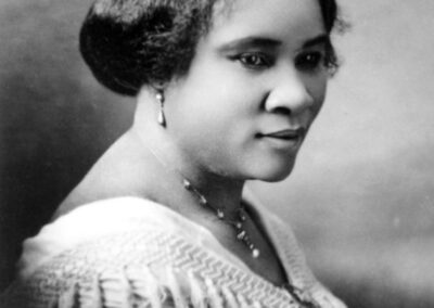 Elle Magazine: How Much Of Netflix's Self Made – Inspired By The Life Of Madam C.J. Walker Actually Happened?
