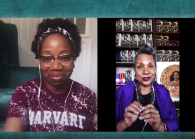 "For Harriet: Kim Foster Interviews A'Lelia about ""Self Made"""
