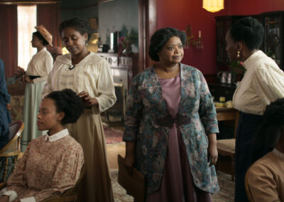 Indie Wire 'Self Made' Review: Octavia Spencer Can't Save This Series on America's Black Hair Care Pioneer