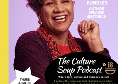Culture Soup:  L. Michelle Smith interviews A'Lelia about Madam Walker