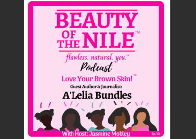 Beauty of the Nile with Jasmine Mobley (8-5-2020)
