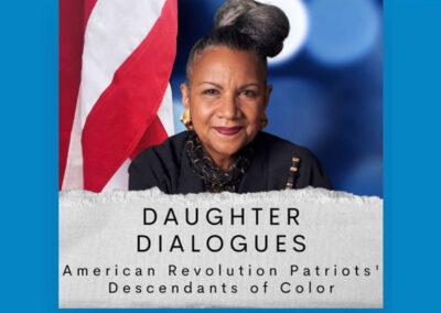 Daughter Dialogues (Reisha Raney) 9-24-2020