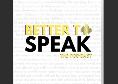 Better to Speak: Kesi Felton Podcast