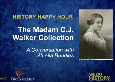 Indiana Historical Society/ History Happy Hour (5/14/2020)