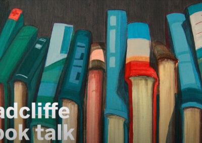 Radcliffe Institute Book Talk (8/11/2020)