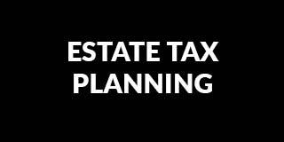 estate tax planning services