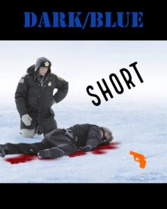 DARK BLUE SHORT