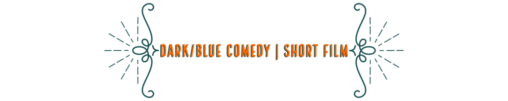 Dark Blue Comedy