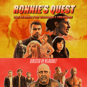 Ronnie's Quest- The Search for Victoria's Treasure