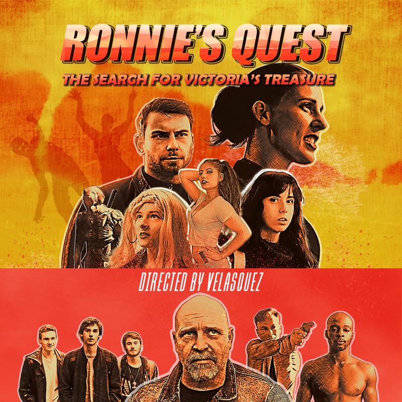 Ronnie's Quest- The Search for Victoria's Treasure