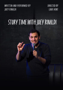 Story Time with Joey Rinaldi