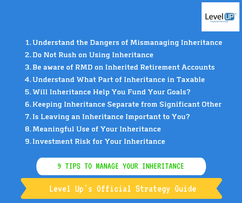 Cover for inheritance strategy guide