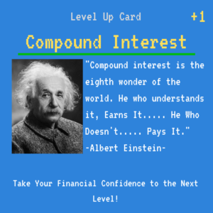 Albert Einsteins Quote on Compound Interest
