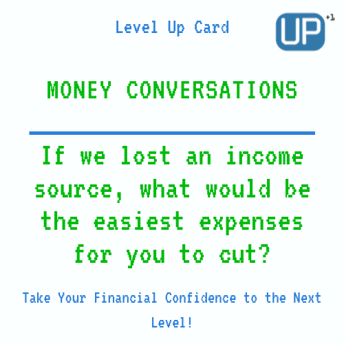Married Couples Finances : If we lost an income source, what would be the easiest expenses for you to cut?