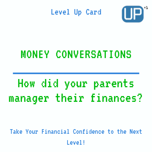 Married Couples Finances: How did your parents manager their finances?