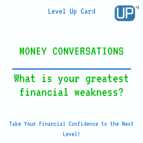 Married Couples Finances : What is the greatest financial weakness?