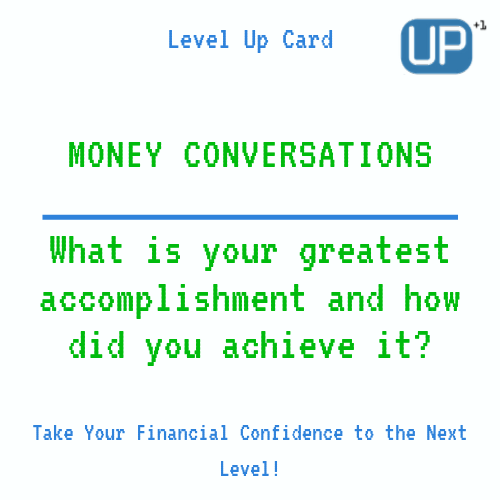 Married Couples Finances: What is your greatest accomplishment and how did you achieve it?