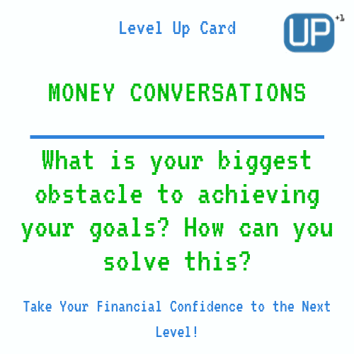 Married Couples Finances: What is your biggest obstacle to achieving your goals. How can you solve this?