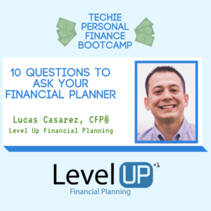 10 questions to ask your financial advisor