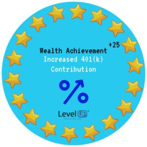 401(k) contribution