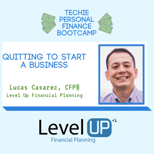 startup story level up financial planning