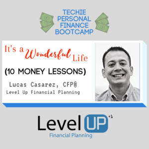 MONEY LESSONS FROM ITS A WONDERFUL LIFE