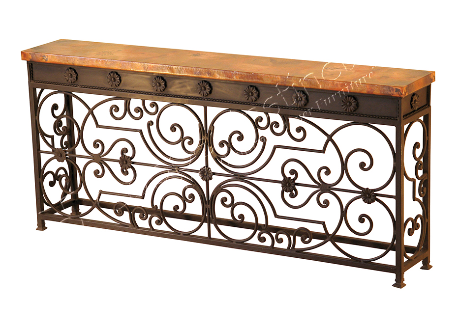 Gate Console Table
