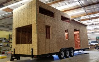 Tiny House Developers Construction