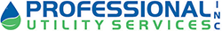 Professional Utility Services Logo
