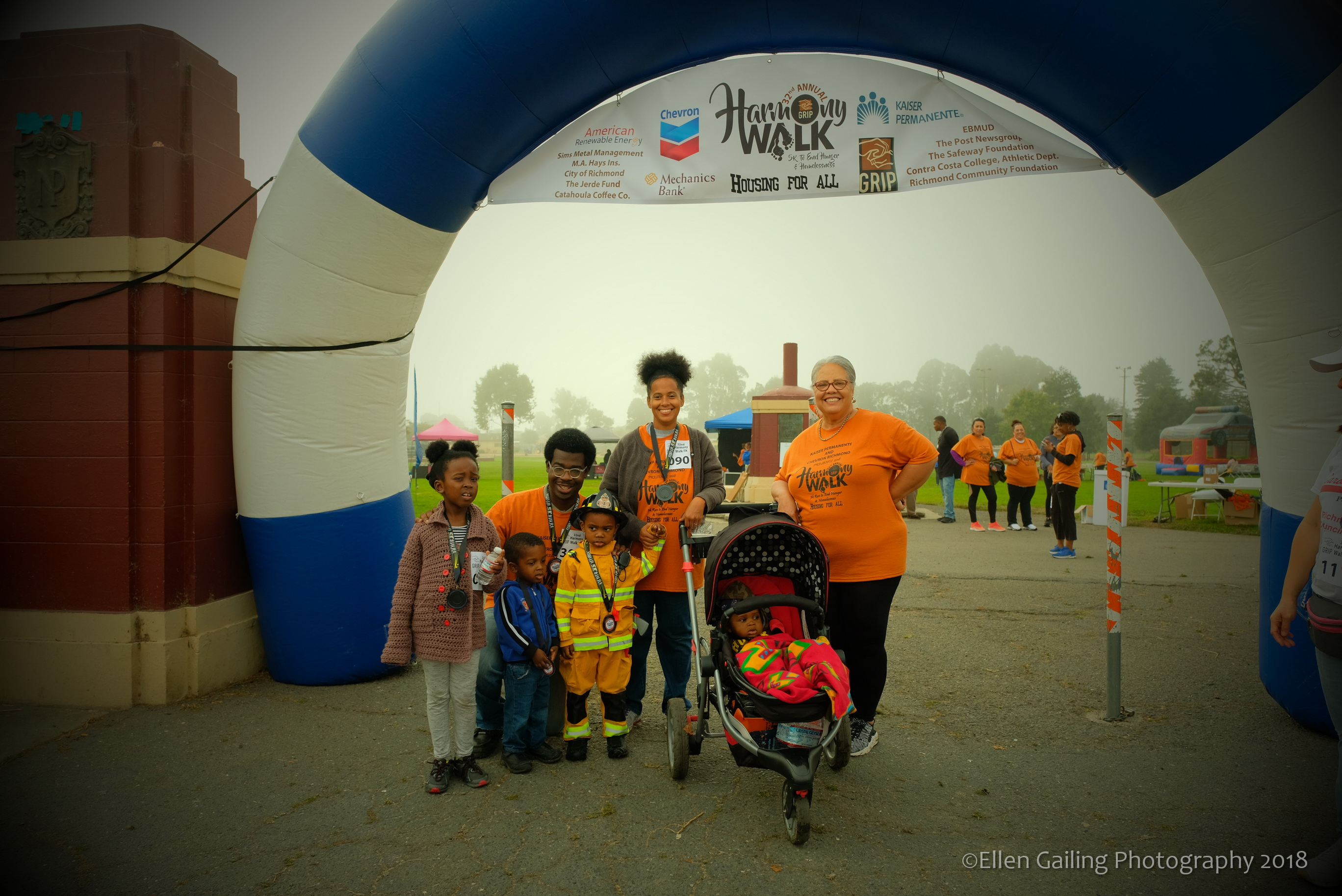 It's Back in 2021: Announcing the35th Annual GRIP Harmony Walk!