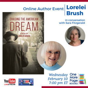 Author Event with Lorelei Brush