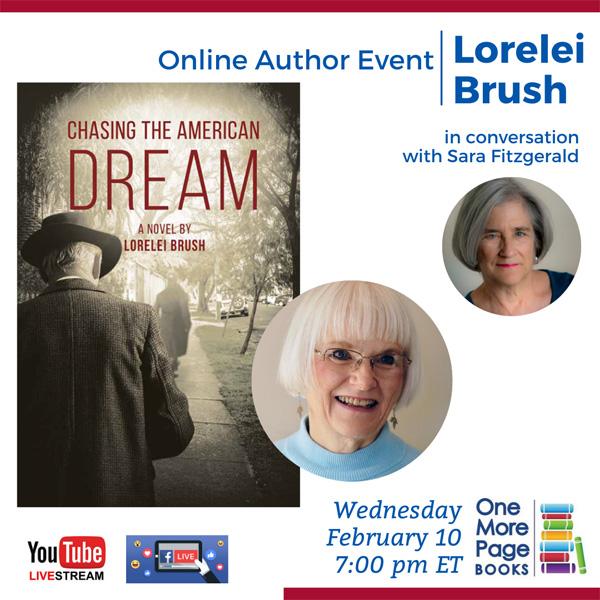 Author Event with Lorelei Brush