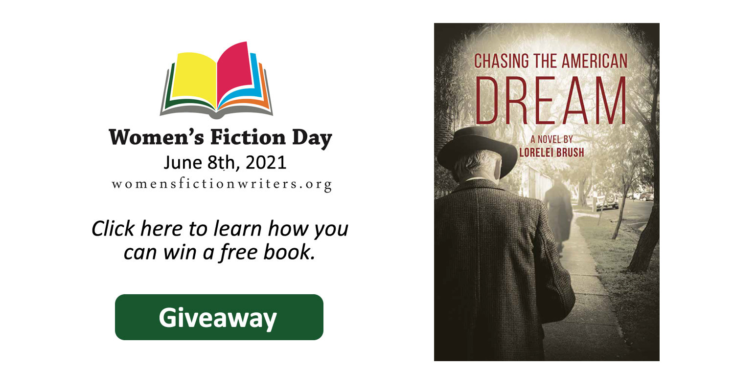 Women's fiction book giveaway