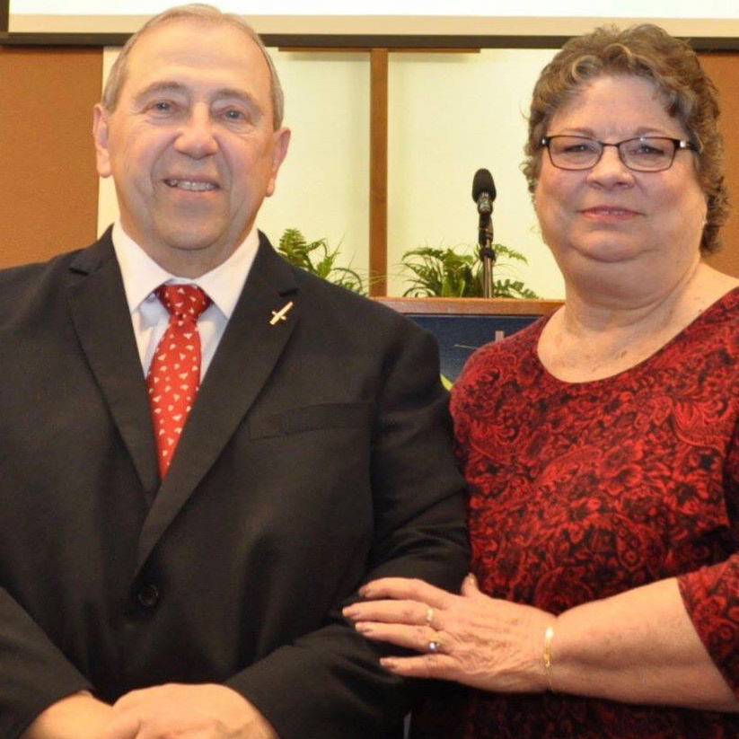 Rod and Kay Burkholder Associate Pastor, Deacon, School Administrator