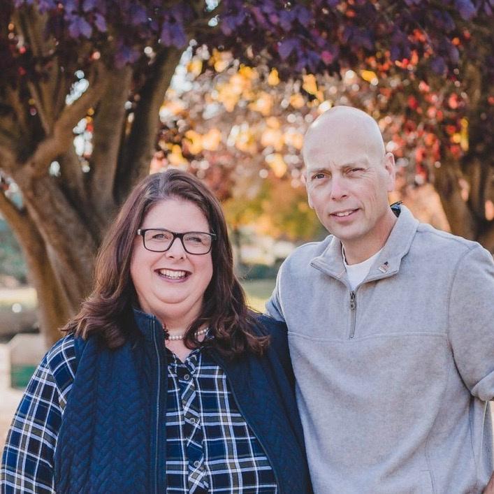 James and Tonya Ridley Deacon, Teacher, Treasurer