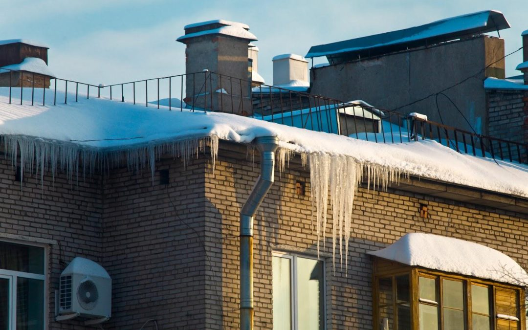 Ice Dams and Your Roof