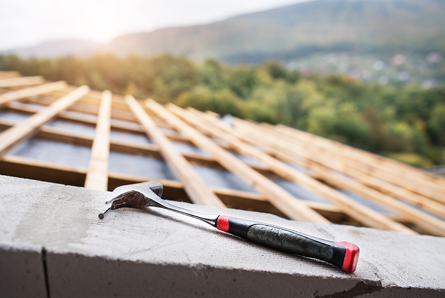 Determine the Price of a New Roof