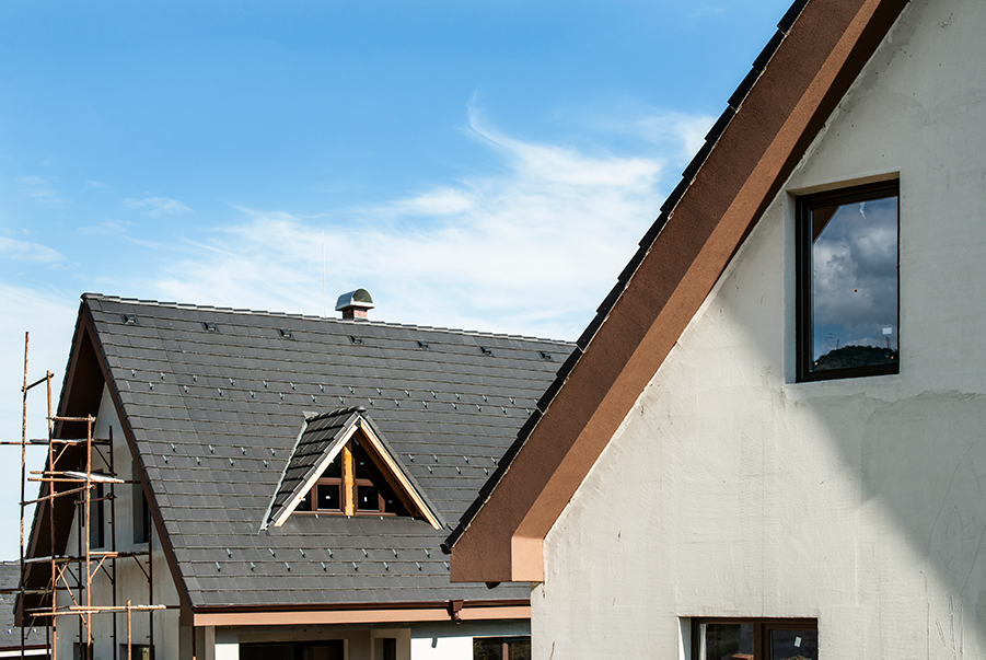 Prepare your home for a new roof.