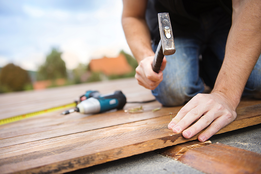 5 Roofing Options For Your Patio