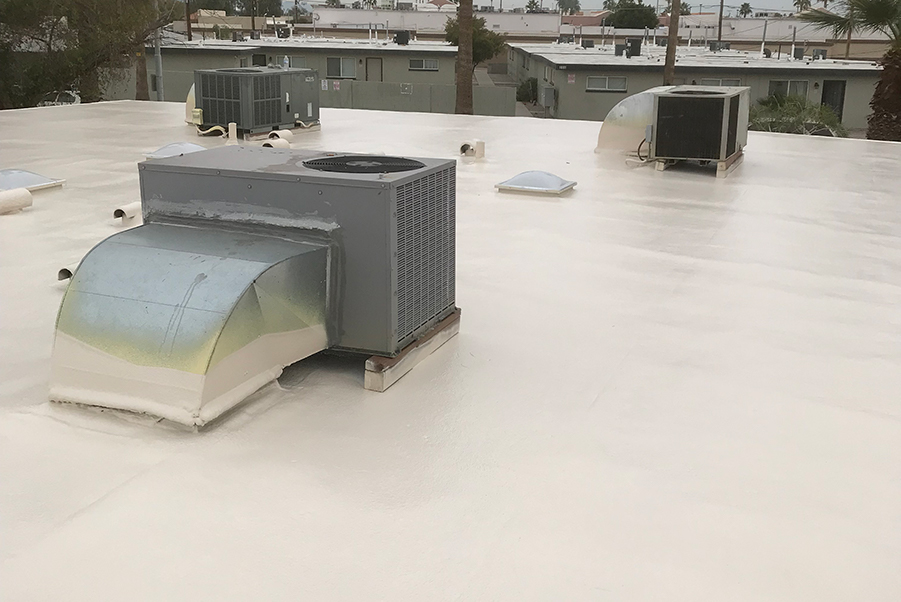 4 Reasons A Foam Roof Is Great For Your Business