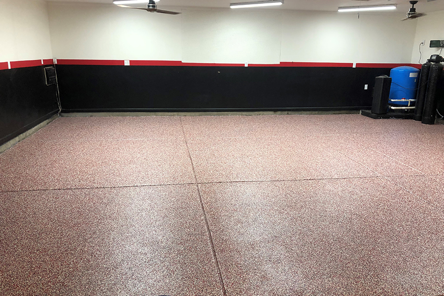 Restore Your Concrete With Epoxy Coating