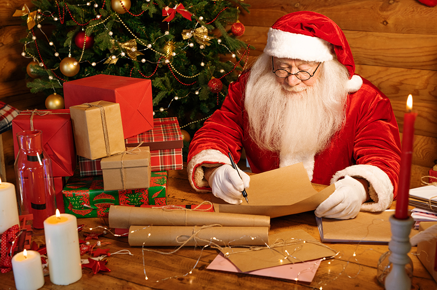 Santa's Safe Landing Checklist For Your Roof